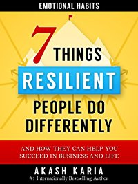Book Review: 7 Things resilient people do differently (4mins)